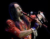 Robert Mirabal Native American Flute