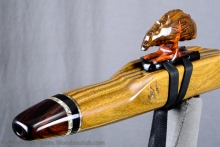 Vera Native American Flute, Minor, Mid G - 4, #K6K
