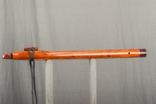 Grenadillo  Native American Flute, Minor, Low D - 4, #L11B (14)