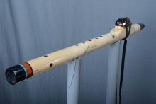 Holly Native American Flute, Minor, Mid G - 4, #M5B (4)