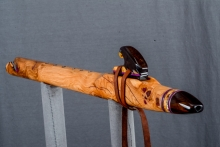 Cherry Burl Native American Flute, Minor, Mid G - 4, #N10H (2)