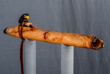 Cherry Burl Native American Flute, Minor, Mid G - 4, #N10H (6)