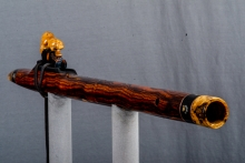 Ironwood Burl (desert) Native American Flute, Minor, Mid G - 4, #N10L (7)