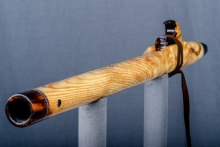 Pitch Pine Native American Flute, Minor, Mid F#-4, #O10B (5)